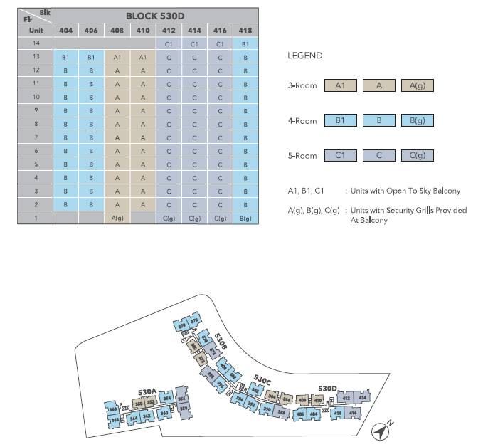 Pasir Ris One DBSS - site plan
