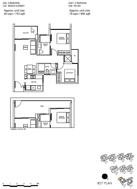 Bartley Ridge 2-br