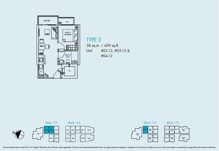 ocean front suites type 3