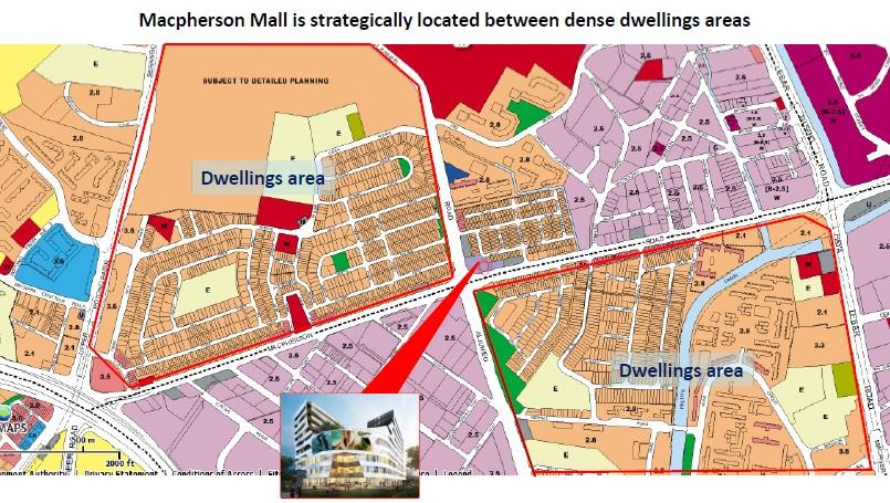 Macpherson Mall - fact 3